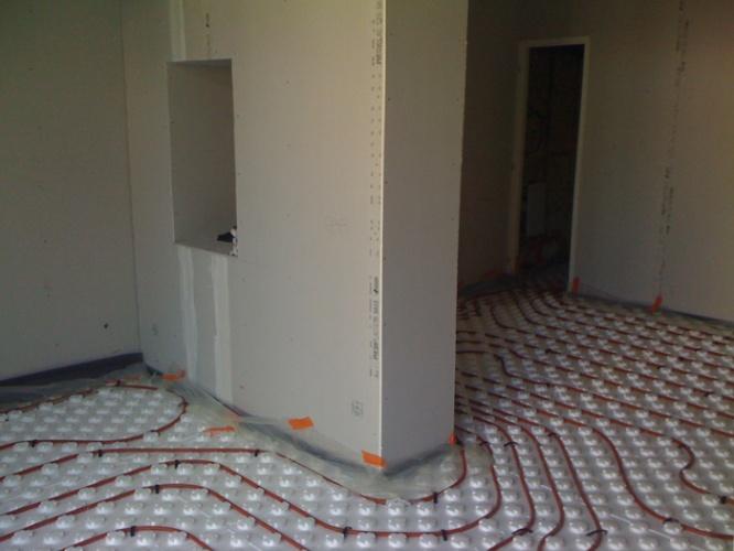 Rénovation aux Chartrons : plancher