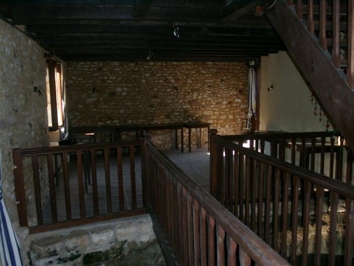Le  moulin de Mayence : SOURCE AVANT