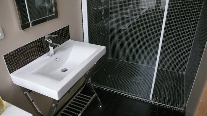 Rénovation aux Chartrons : salle de bains