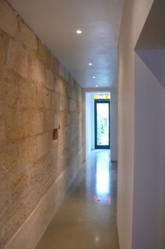 Rénovation aux Chartrons : couloir