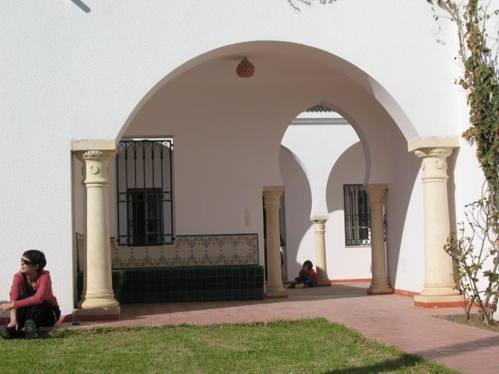 Construction maison : Cour 1