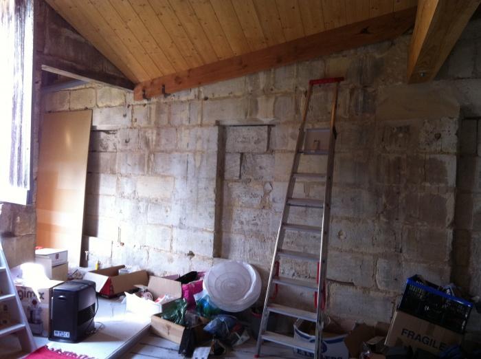 Aménagement de chambres d'hotes et cave a vins - SAINT EMILION : image_projet_mini_50496