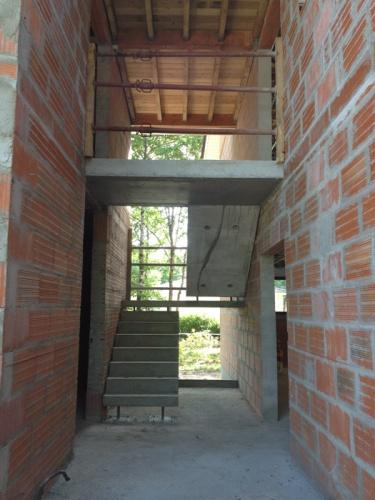 Maison contemporaine : chantier 15.JPG