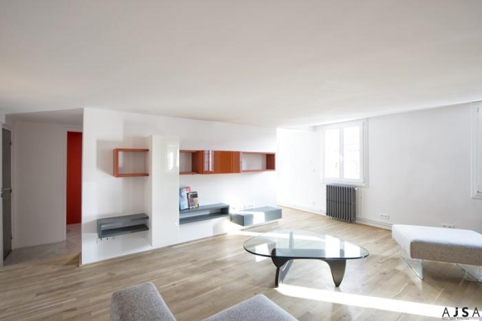 Un projet réalisé par Julien Sécheresse Architecte