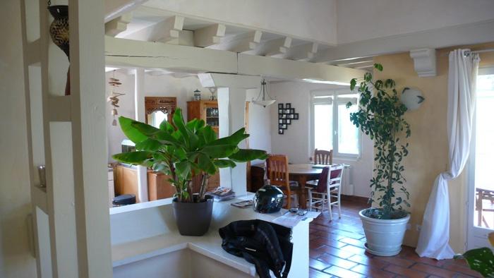 Rénovation partielle d'une maison : edl2