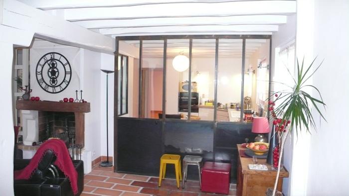 Rénovation partielle d'une maison