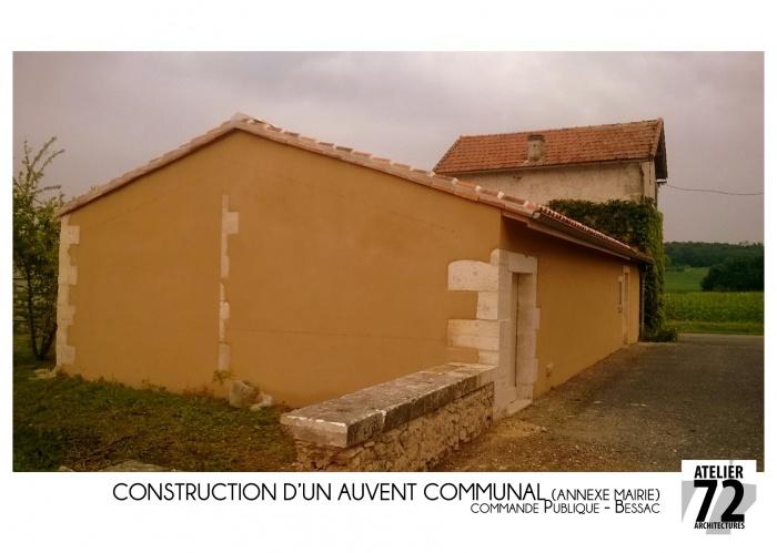 Bâtiment annexe communal