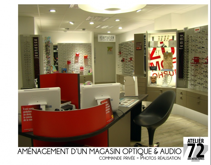 Magasin Optique & Audition