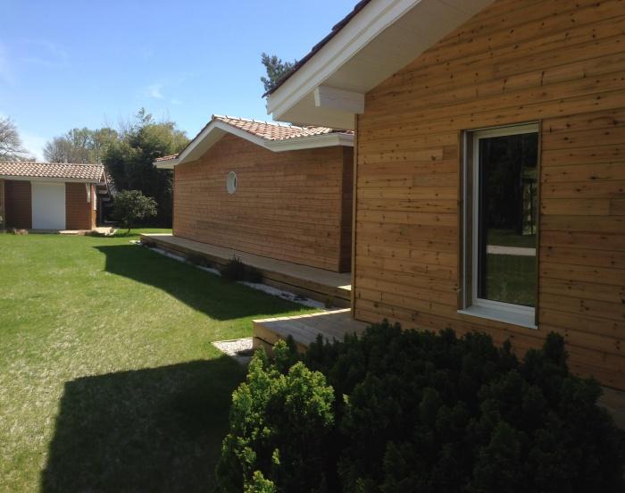 extension et rénovation habitation : 3 extension côté nord