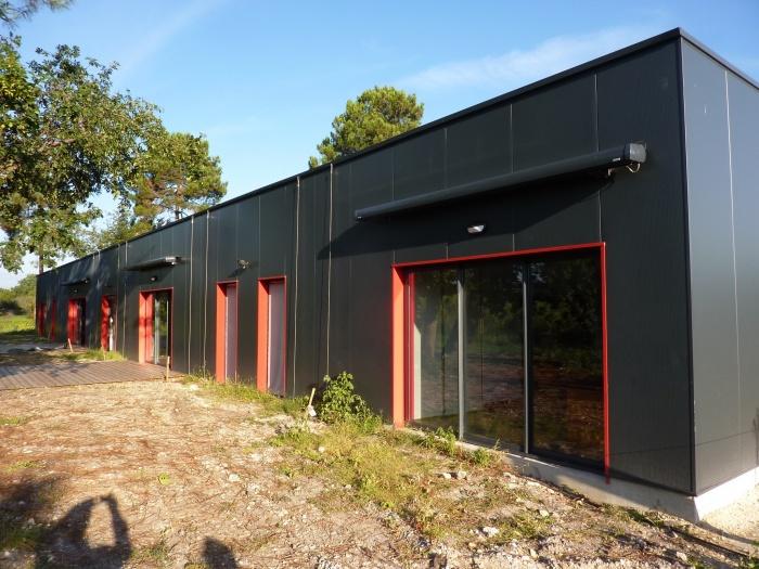 Bâtiment de bureaux : P1130712
