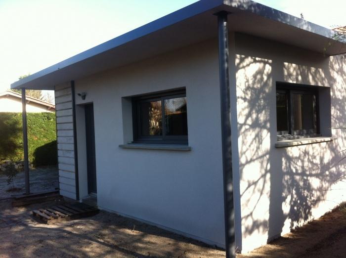 Extension et réaménagement d 'une habitation existante - CESTAS : IMG_6740
