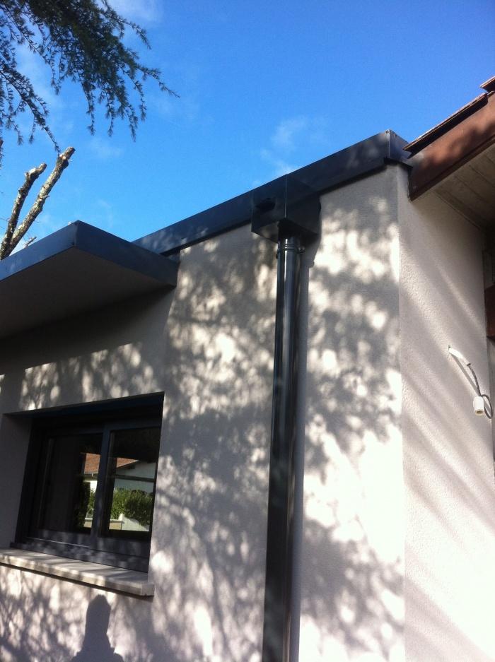 Extension et réaménagement d 'une habitation existante - CESTAS : IMG_6743