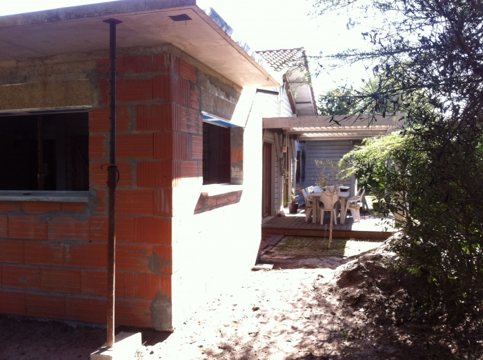 Extension et réaménagement d 'une habitation existante - CESTAS : IMG_5114