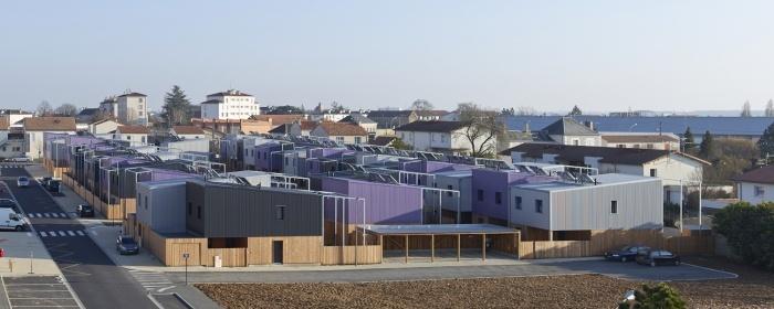 32 logements individuels