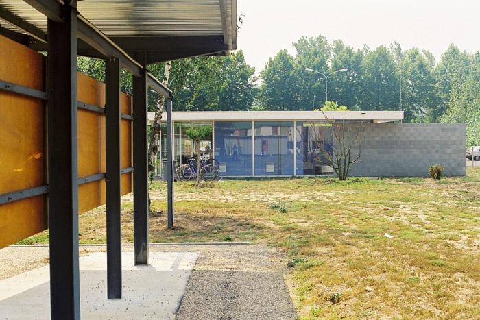 Usine Polyrey de Couze : construction d'un poste d'accueil : image_projet_mini_98334